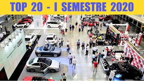 Top 20 (I semestre): marcas, sedanes, hatchback, SUV y pick up más vendidos en Colombia