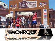 "Fric Rot lanza el nuevo amortiguador ""Monroe Dakar"""