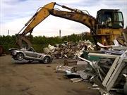 Video: Un Mercedes-Benz SLS AMG es destruído