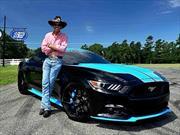 Petty's Garage Mustang GT King Edition 2016 ¡más potente que un Hellcat!