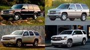Chevrolet Tahoe, la SUV grande más exitosa del mercado celebra 25 años, aquí su historia