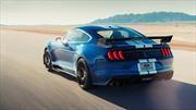 Ford Mustang Shelby GT500 2020, un súper auto cargado de poder y tecnología