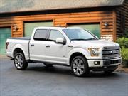 Ford F-Series es el vehículo más vendido en Estados Unidos durante 2015