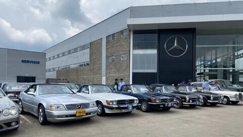 Starniza recibe el premio a mejor Dealer de Mercedes-Benz en Colombia