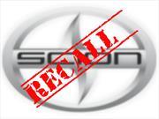 Recall de Toyota al Scion FR-S
