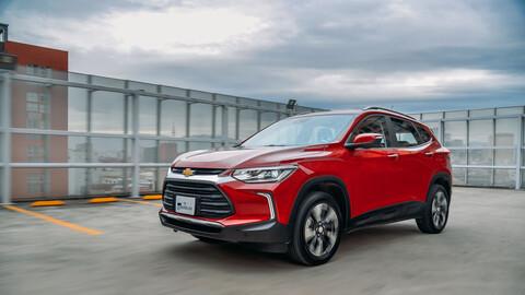 Chevrolet Tracker 2021 a prueba; amplia, eficiente y conectada