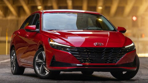 Hyundai Elantra es el North American Car of the Year 2021