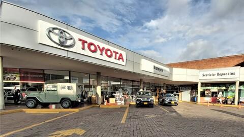 Plan de mantenimiento prepagado Toyota
