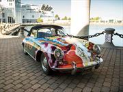 El Porsche 356 de Janis Joplin será subastado