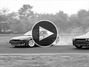 Video: el drifting en cámara lenta se convierte en arte