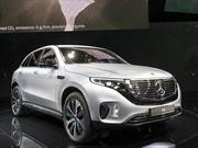 Mercedes-Benz EQC, el primer modelo 100% eléctrico de la firma es una SUV