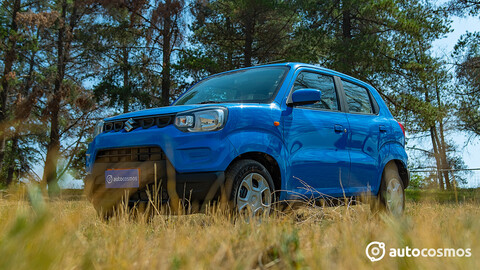 Test drive Suzuki S-Presso: muchas cosas buenas, otras más bien malas