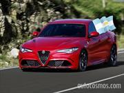 Alfa Romeo Giulia llegará a fin de año a la Argentina