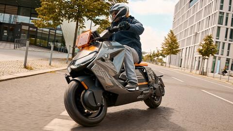 BMW Motorrad CE 04, desde Bavaria llega una nueva propuesta eléctrica en dos ruedas