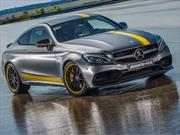 Mercedes-AMG C63 S Coupe Edition 1 debuta