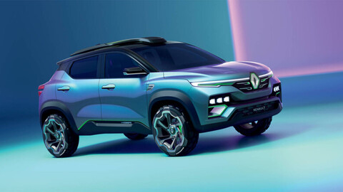 Renault Kiger 2021, el SUV basado en el Kwid debutará muy pronto