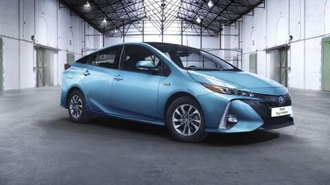 Toyota estrena un Prius plug-in hybrid