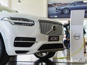 Volvo XC90 T8 Plug-In Hybrid, conociendo al híbrido más ecológico de Chile