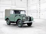 Goodwood 2018: Land Rover y una exhibición aniversario