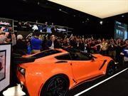 El primer Corvette ZR1 2019 se subastó en más de $900,000 dólares