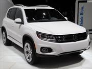 Volkswagen Tiguan R-Line, más agresividad en Detroit