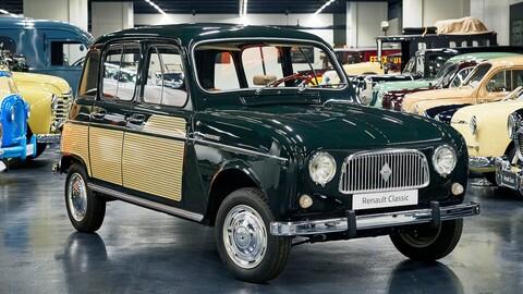 La historia del Renault 4, el primer hatchback moderno