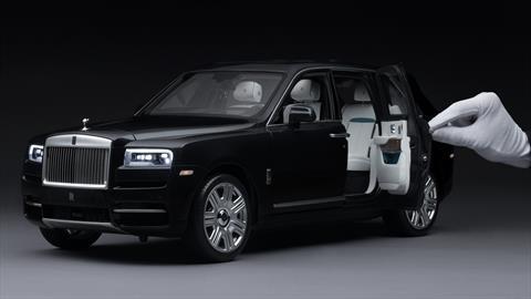 Por qué este Rolls-Royce Cullinan a escala vale más de 380,000 pesos