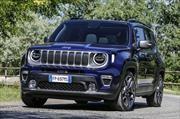 Cambio de época: Se viene la Jeep Renegade híbrida