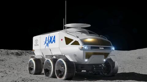De los creadores del Land Cruiser... llega el Lunar Cruiser