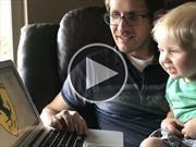 Video: Este nene reconoce todas las marcas de autos