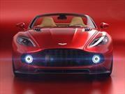Aston Martin Vanquish Zagato Volante, el lujo descapotable