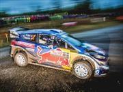 WRC 2017: Ogier pentacampeón