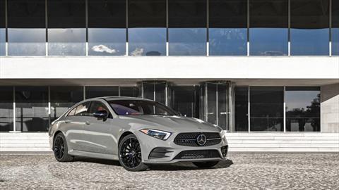 Mercedes-Benz CLS 2021 se actualiza al añadir tecnológicas y de conectividad