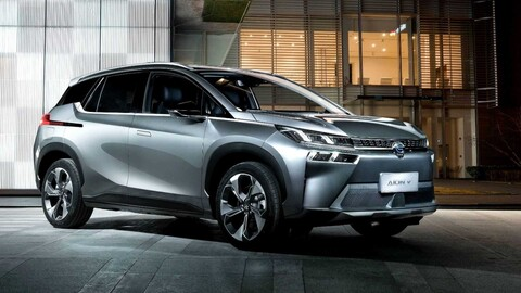 GAC anuncia un auto eléctrico que se carga en apenas 10 minutos