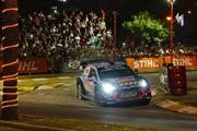 WRC Argentina 2018: Neuville arranca arriba en la tabla