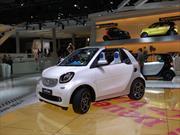 smart ForTwo Cabriolet 2016, debuta la versión convertible
