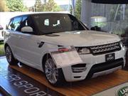 Range Rover Sport 2014 llega a México desde $99,900 dólares