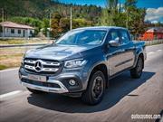 Mercedes-Benz Clase X 2019 llega a Chile para quedarse