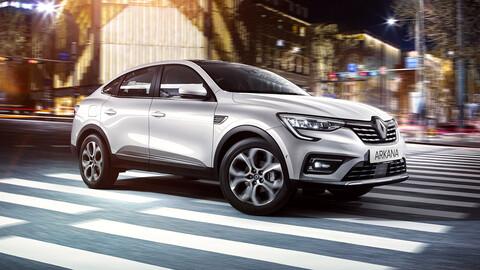 Renault elige Chile para presentar al nuevo Arkana 2021