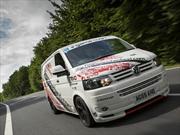 Volkswagen Transporter rompe récord en Nürburgring