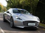 Aston Martin Rapide E, es el nuevo compañero eléctrico de James Bond