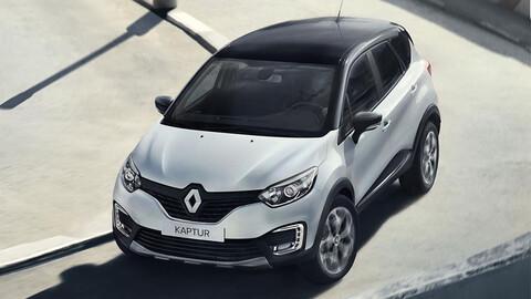 La nueva Renault Captur tendría motor turbo y 8 cambios