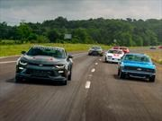 El legendario Chevrolet Camaro cumple 50 años
