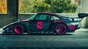 Porsche 935 eléctrico por Bismoto