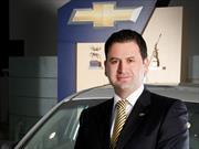 Fernando Agudelo, nuevo presidente de General Motors Chile, Perú y Bolivia