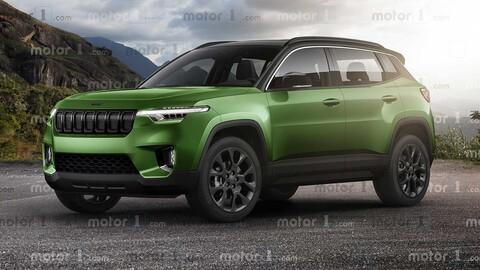 ¿Se viene un Jeep con alma de Citroën?