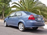 Chevrolet Aveo y Volkswagen Clásico aún son los autos más vendidos en México