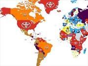¿Cuáles son las marcas de auto más buscadas en Google por país?