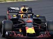 F1 2018: Ricciardo marcó un nuevo récord en las prácticas en Barcelona