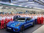 Porsche Panamera de primera generación, termina producción